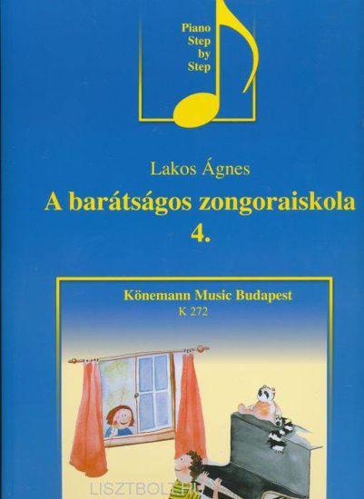 LAKOS:PIANO STEP BY STEP 4. SKLADBE