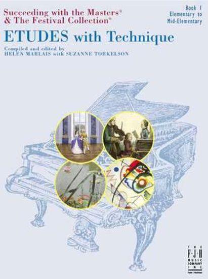 THE FESTIVAL COLLECTION.:ETUDES WITH TECHNIQUE