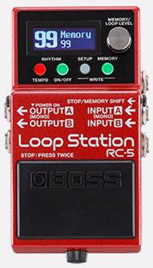 BOSS EFEKT RC5 LOOP STATION