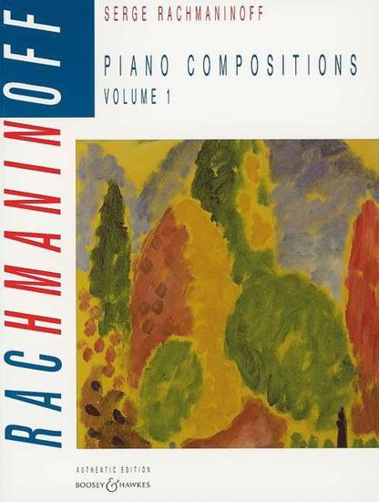 RACHMANINOFF:PIANO COMPOSITIONS VOL.1