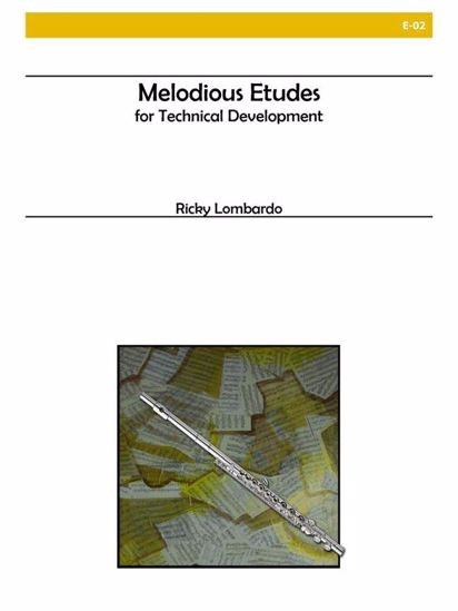 LOMBARDO:MELODIOUS ETUDES,TECHNICAL FOR  DEVELOPMENT