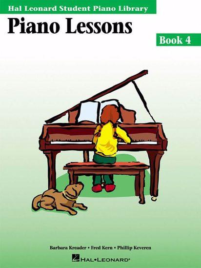 HAL LEONARD PIANO LESSONS 4