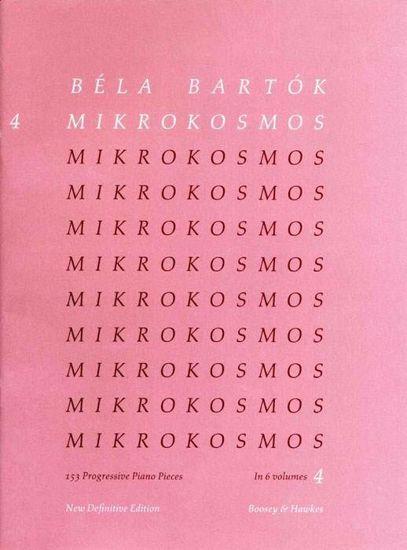 BARTOK:MIKROKOSMOS 4 NEW EDITION