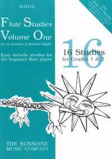 GOODWIN/BRIGHT:FLUTE STUDIES VOL.1 GRADES 1 & 2 VOL.1