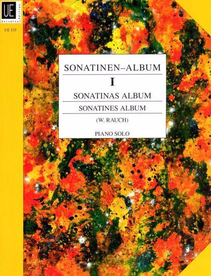 RAUCH:SONATINEN ALBUM 1/A collection of 21 beneficial and popular Sonatinas