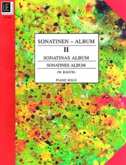 RAUCH W:SONATINEN ALBUM 2/A collection of 14 beneficial and popular Sonatinas