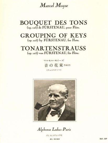 MOYSE:BOUQUET DES TONS (FURSTENAU) op.125