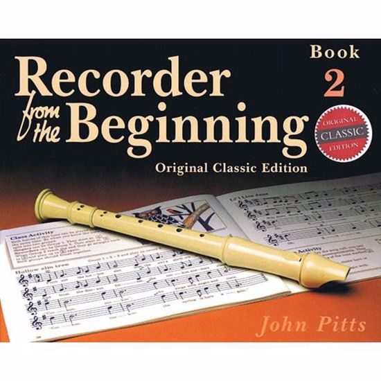PITTS:RECORDER FROM THE BEGINNING 2 CLASSIC EDITION