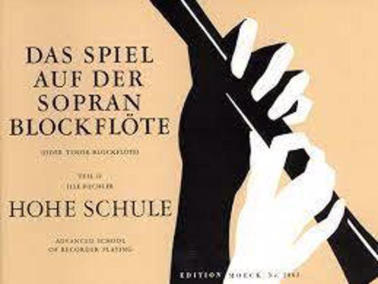 HECHLER I.:DAS SPIEL AUF SOPRANBLOCKFLOTE  2
