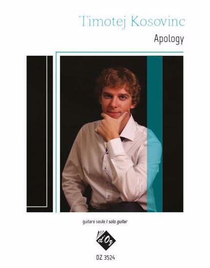 KOSOVINC:APOLOGY SOLO GUITAR