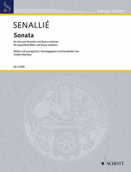 SENALLIE/BEECHEY:SONATA