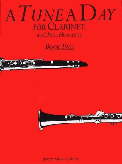 HERFURTH:A TUNE A DAY FOR CLARINET BOOK 2