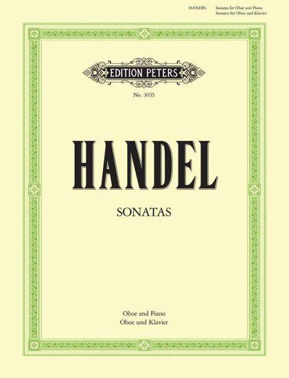 HANDEL:2 SONATEN/SONATAS   C HWV 366,G HWV 364 A OBOE AND PIANO