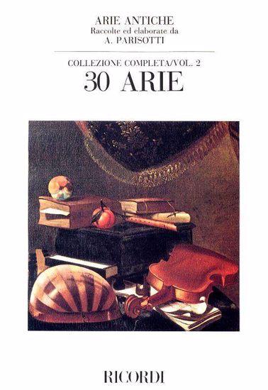 PARISOTTI:ARIE ANTICHE 30 ARIE  VOL.2