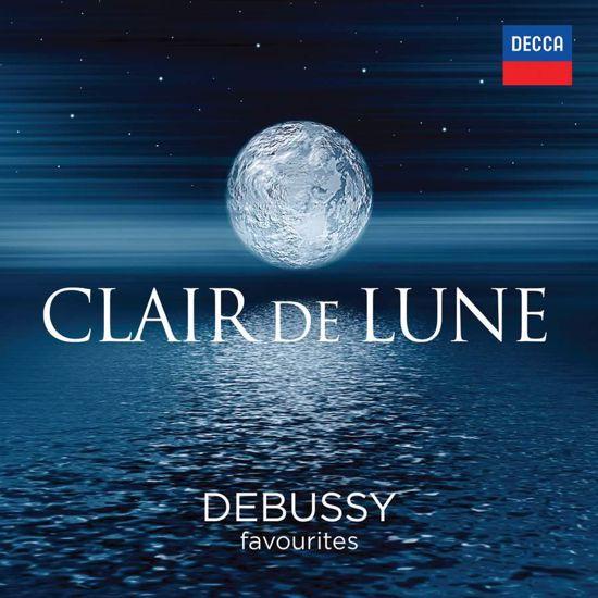CLAIR DE LUNE/DEBUSSY FAVOURITES 2CD