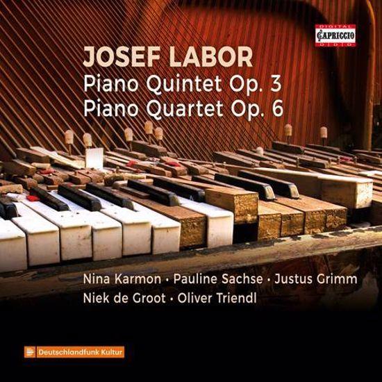 LABOR:PIANO QUINTET OP.3/PIANO QUARTET OP.6