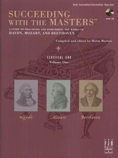 SUCCEEDING WITH THE MASTERS VOL.1 +CD