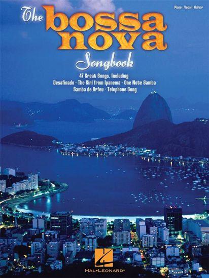 THE BOSSA NOVA SONGBOOK PVG (PIANO,VOCAL,GUITAR)